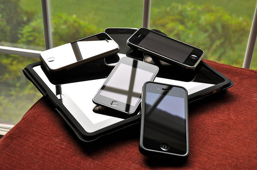 iPhone5 iPhone4S iPhone3GS iPad