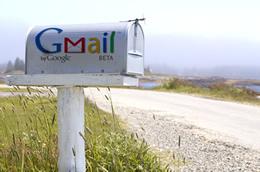 gmailの中身が見られている